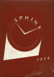 Page 1, 1954 Edition, Centralia Township High School - Sphinx Yearbook (Centralia, IL) online yearbook collection