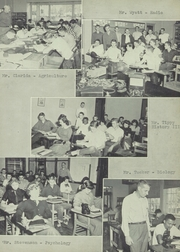 Page 15, 1954 Edition, Centralia Township High School - Sphinx Yearbook (Centralia, IL) online yearbook collection