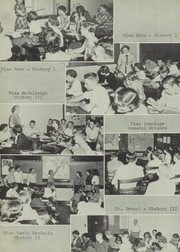 Page 16, 1954 Edition, Centralia Township High School - Sphinx Yearbook (Centralia, IL) online yearbook collection
