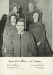 Page 16, 1956 Edition, Centralia Township High School - Sphinx Yearbook (Centralia, IL) online yearbook collection