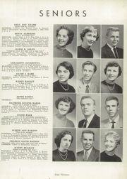 Page 17, 1956 Edition, Centralia Township High School - Sphinx Yearbook (Centralia, IL) online yearbook collection