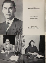 Page 6, 1958 Edition, Centralia Township High School - Sphinx Yearbook (Centralia, IL) online yearbook collection