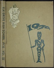 1970 Edition, Elk Grove High School - Montage Yearbook (Elk Grove Village, IL)