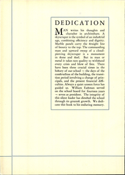 Page 10, 1933 Edition, Evanston Township High School - Key Yearbook (Evanston, IL) online yearbook collection