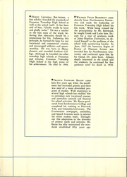 Page 12, 1933 Edition, Evanston Township High School - Key Yearbook (Evanston, IL) online yearbook collection