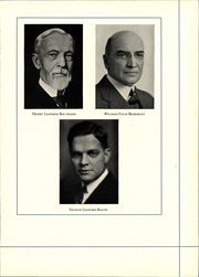 Page 13, 1933 Edition, Evanston Township High School - Key Yearbook (Evanston, IL) online yearbook collection