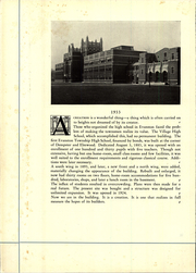 Page 14, 1933 Edition, Evanston Township High School - Key Yearbook (Evanston, IL) online yearbook collection