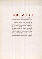 Page 12, 1934 Edition, Evanston Township High School - Key Yearbook (Evanston, IL) online yearbook collection