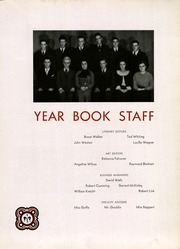 Page 15, 1934 Edition, Evanston Township High School - Key Yearbook (Evanston, IL) online yearbook collection
