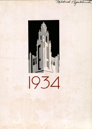 Page 7, 1934 Edition, Evanston Township High School - Key Yearbook (Evanston, IL) online yearbook collection