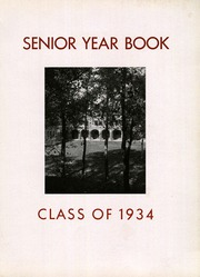 Page 9, 1934 Edition, Evanston Township High School - Key Yearbook (Evanston, IL) online yearbook collection