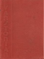 Page 1, 1943 Edition, Evanston Township High School - Key Yearbook (Evanston, IL) online yearbook collection