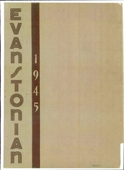 Page 1, 1945 Edition, Evanston Township High School - Key Yearbook (Evanston, IL) online yearbook collection