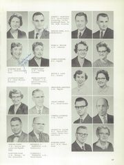 Page 21, 1960 Edition, Evanston Township High School - Key Yearbook (Evanston, IL) online yearbook collection