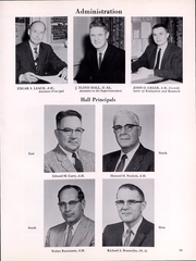 Page 14, 1961 Edition, Evanston Township High School - Key Yearbook (Evanston, IL) online yearbook collection