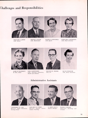 Page 16, 1961 Edition, Evanston Township High School - Key Yearbook (Evanston, IL) online yearbook collection