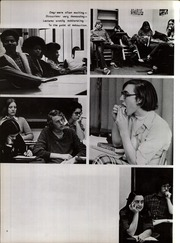 Page 12, 1974 Edition, Evanston Township High School - Key Yearbook (Evanston, IL) online yearbook collection
