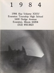 Page 5, 1984 Edition, Evanston Township High School - Key Yearbook (Evanston, IL) online yearbook collection