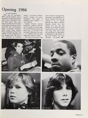 Page 9, 1984 Edition, Evanston Township High School - Key Yearbook (Evanston, IL) online yearbook collection