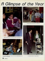 Page 10, 1988 Edition, Evanston Township High School - Key Yearbook (Evanston, IL) online yearbook collection