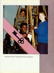 Page 15, 1988 Edition, Evanston Township High School - Key Yearbook (Evanston, IL) online yearbook collection