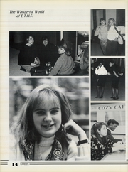 Page 16, 1988 Edition, Evanston Township High School - Key Yearbook (Evanston, IL) online yearbook collection