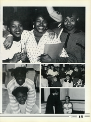 Page 17, 1988 Edition, Evanston Township High School - Key Yearbook (Evanston, IL) online yearbook collection