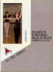 Page 3, 1988 Edition, Evanston Township High School - Key Yearbook (Evanston, IL) online yearbook collection