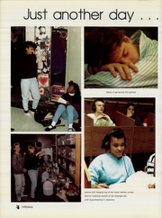 Page 6, 1988 Edition, Evanston Township High School - Key Yearbook (Evanston, IL) online yearbook collection