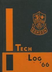 Page 1, 1966 Edition, Gordon Technical High School - Tech Log Yearbook (Chicago, IL) online yearbook collection