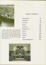 Page 7, 1966 Edition, Gordon Technical High School - Tech Log Yearbook (Chicago, IL) online yearbook collection