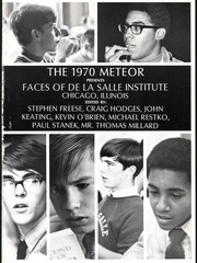 Page 5, 1970 Edition, De La Salle Institute - Meteor Yearbook (Chicago, IL) online yearbook collection
