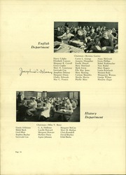 Page 20, 1938 Edition, Lindblom Technical High School - Eagle Yearbook (Chicago, IL) online yearbook collection