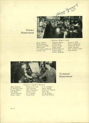 Page 24, 1938 Edition, Lindblom Technical High School - Eagle Yearbook (Chicago, IL) online yearbook collection