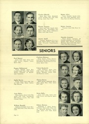 Page 28, 1938 Edition, Lindblom Technical High School - Eagle Yearbook (Chicago, IL) online yearbook collection