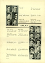Page 30, 1938 Edition, Lindblom Technical High School - Eagle Yearbook (Chicago, IL) online yearbook collection