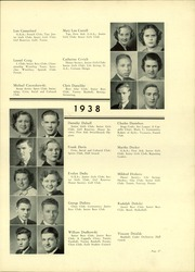 Page 31, 1938 Edition, Lindblom Technical High School - Eagle Yearbook (Chicago, IL) online yearbook collection