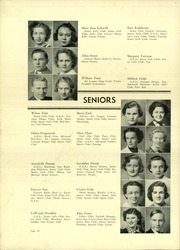 Page 32, 1938 Edition, Lindblom Technical High School - Eagle Yearbook (Chicago, IL) online yearbook collection