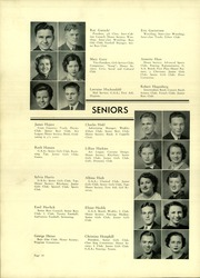 Page 34, 1938 Edition, Lindblom Technical High School - Eagle Yearbook (Chicago, IL) online yearbook collection
