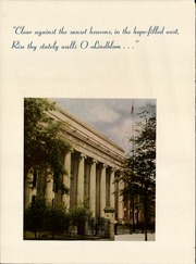 Page 8, 1946 Edition, Lindblom Technical High School - Eagle Yearbook (Chicago, IL) online yearbook collection