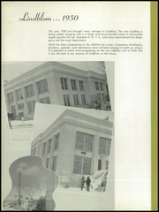 Page 10, 1950 Edition, Lindblom Technical High School - Eagle Yearbook (Chicago, IL) online yearbook collection