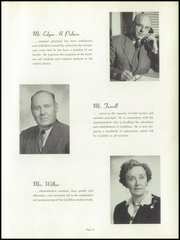 Page 15, 1950 Edition, Lindblom Technical High School - Eagle Yearbook (Chicago, IL) online yearbook collection