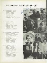 Page 16, 1951 Edition, Lindblom Technical High School - Eagle Yearbook (Chicago, IL) online yearbook collection