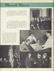 Page 11, 1952 Edition, Lindblom Technical High School - Eagle Yearbook (Chicago, IL) online yearbook collection