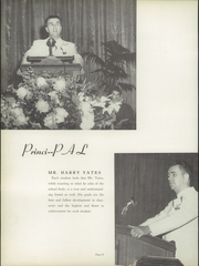 Page 16, 1952 Edition, Lindblom Technical High School - Eagle Yearbook (Chicago, IL) online yearbook collection