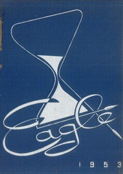 1953 Edition, Lindblom Technical High School - Eagle Yearbook (Chicago, IL)