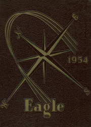 1954 Edition, Lindblom Technical High School - Eagle Yearbook (Chicago, IL)