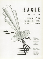 Page 5, 1956 Edition, Lindblom Technical High School - Eagle Yearbook (Chicago, IL) online yearbook collection