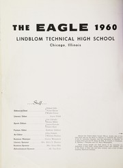 Page 6, 1960 Edition, Lindblom Technical High School - Eagle Yearbook (Chicago, IL) online yearbook collection