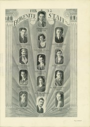 Page 17, 1932 Edition, James Harvey Bowen High School - Bowenite Yearbook (Chicago, IL) online yearbook collection